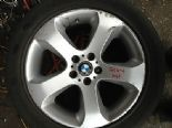 "2006 BMW X5 3.0D SPORT E53 GENUINE 19"" 5 SPOKE ALLOY WHEEL BREAKING 36116761932"